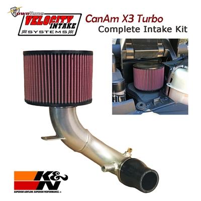 Canam Maverick X3 Turbo Xrs Max Xds Velocity Intake System